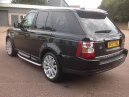 used land rover for sale used 2007 land rover range rover sport 2 7 tdv6 hse for sale in