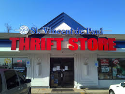 thrift stores st vincent de paul detroit