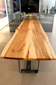 Raw Edge Table by 123 Best Dining Table 10 Feet Long Images On Pinterest Dining