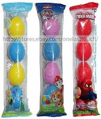 candy filled easter eggs frankford plastic character candy filled easter eggs exp 9 19