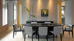 Zen Dining Room Zen Associates Interior Design