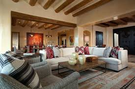 Southwestern Living Room Furniture Southwest Furniture Tucson Contemporary Rustic Home In