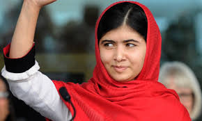 Malala Yousafzai is a hero. In every way and every sense of the word, she is a hero. But, as inspiring as she is, I really hope Malala doesn't win the Nobel ... - Malala-Yousafzai-015