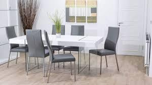 White Dining Table Modern White Modern Dining Table Round Dining - Dining room sets white