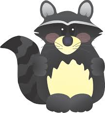 raccoon clipart cliparts and others art inspiration clipartix