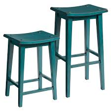 Kitchen Bar Furniture Teal Counter Stools Wallabys Design