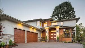 contemporary homes plans home plan homepw77439 4106 square foot 4 bedroom 3 bathroom