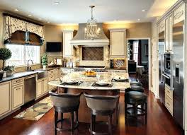 eat in island kitchen eat in kitchen island kitchen gray kitchen cabinets gray tiles