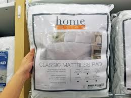 home design classic mattress pad down alternative mattress pads all sizes only 17 at macy s