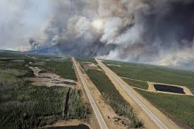 Wildfire Canada Today by Wildfire Forced Evacuation Of Fort Mcmurray Canada Photos Abc News