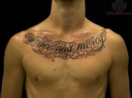 3d small chest rip tattoos for design idea for and