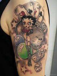 betty boop tattoos tattoo designs tattoo pictures