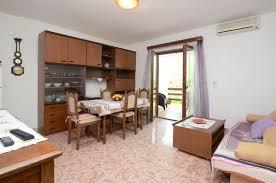 Apartment Livingroom Apartments Ljiljana Rose Apartment Korcula Prizba Priscapac