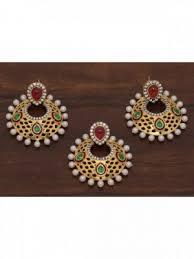 Buy Alankruthi Pearl Necklace Set Pendant Set Alankruthi Exclusive Pendant Sets Online Shopping India