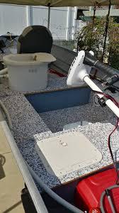 jon boat floor plans hydro turf as an alternative to seadek bloodydecks