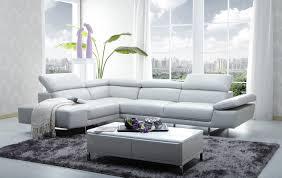 Excellent Cado Modern Furniture Modern Sofas Sectional Sparta Grey - Sofa modern
