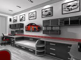 car themed bedrooms for teenagers car themed bedroom design for