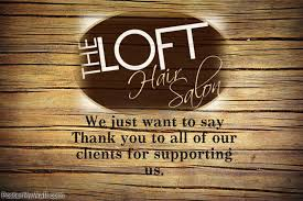 the loft hair salon home facebook