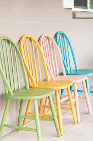 Ideas For Painting Garden Furniture by 40 Incredible Chalk Paint Furniture Ideas Chalk Paint Chairs
