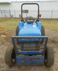 new holland tc30 tractor item db3598 sold december 13 k