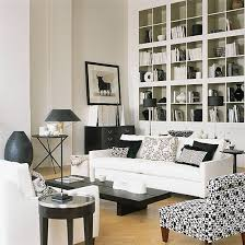 white livingroom black white living room contemporary living room other