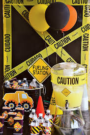 construction party ideas dangerously construction party ideas hostess with the mostess
