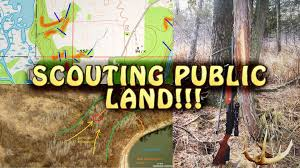 Wisconsin Public Hunting Land Map by How To Scout Deer On Public Land Youtube