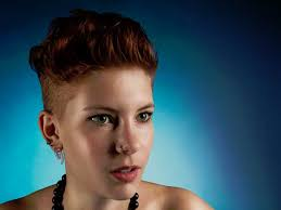 short on top long on bottom hairstyles 75 badass brush cut hairstyles for women
