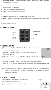 z60 fireplace remote control system user manual z60 manual v1