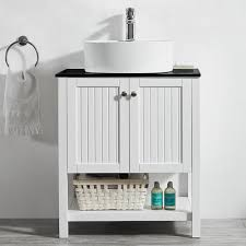 vinnova modena 28 single bathroom vanity set reviews wayfair
