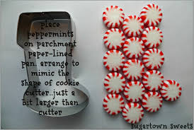 sugartown peppermint ornaments