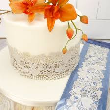 edible cake lace