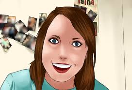 Laina Meme - laina walker aka overly attached girlfriend by woodenxtiger on