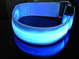 light for walking at night shinevgift led sports armband flashing safety light for running