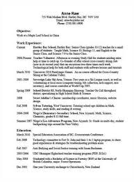 Resume Hobbies And Interests How To Put Hobbies And Interests On A U003ca Href U003d