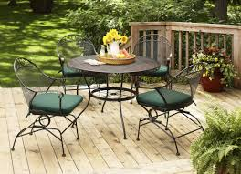 vintage metal patio table outdoor waco care and maintenance of