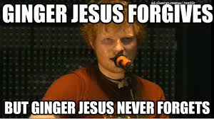 Ginger Meme - ed sheeran meme ed sheeran ed sheeran memes o p with vo5