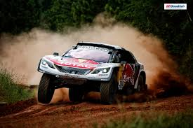peugeot official site bfgoodrich peugeot sport announce its official participation to