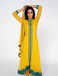 yellow mehndi dresses in pakistan 2016 17 for brides fahion and