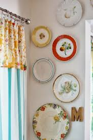 Vintage Kitchen Curtains by 143 Best Plate Layouts Images On Pinterest Hanging Plates