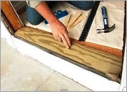 Replacing An Exterior Door Threshold Door Threshold Replacement Parts Inspirational Gallery
