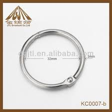 metal binder rings images Fashion metal high quality iron album book binder rings in bulk jpg
