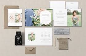 wedding magazine template bittersweet design boutique photoshop templates for