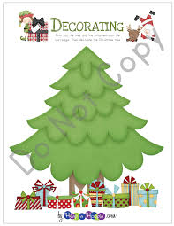 100 christmas tree print out free snowman clipart template