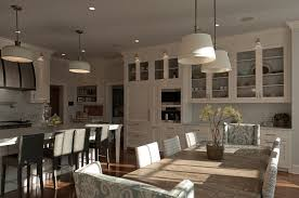 restoration hardware l shades sloane street shop light with linen shades transitional kitchen