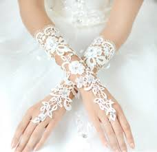 gant mariage gant pour mariee de mariage