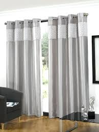 Black And Silver Curtains Purple And Silver Curtains Black Eyelet Curtains Purple Silver