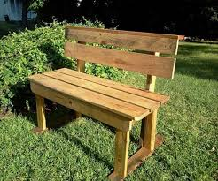 Handmade Outdoor Furniture by Diy Pallet Patio Bench Ideas Garden Pallet Pallet Bench And Pallets