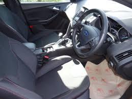 Car Upholstery Edinburgh Ford Focus St Line 0 Only Gbp 15 995 Dalkeith Ford Centre Ltd 15