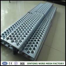 aluminum antiskid plate perforated metal stair treads buy